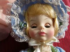 Madame Alexander Doll Manet #1571 New! Mint Vintage w Box Tag Big 14 inch 1980s