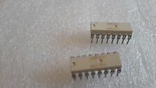 2pcs CNY74-4 VISHAY TELEFUNKEN Optocoupler, Phototransistor Output (Multichannel