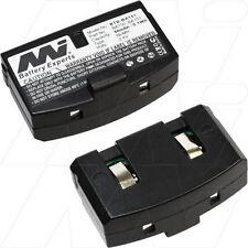 BTB-BA151 2.4V 60mAh NiMH Wireless Headset / Bluetooth Battery