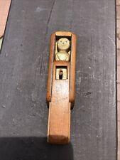 Antique Anerican Folk Art Erotic  Wood Carving