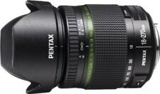PENTAX high magnification zoom lens DA 18-270mm F3.5-6.3 ED SDM Kmount APS-Csize