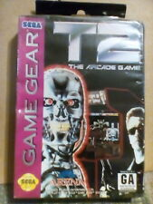 T2: The Arcade Game (Sega Game Gear) Terminator 2 Brand New Factory Sealed 1994
