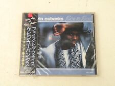 KEVIN EUBANKS - FACE TO FACE - CD JAPAN W/OBI 3200Yen JAZZ GUITAR FUNK