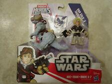 Star Wars Galactic Heroes HAN SOLO & TAUNTAUN Figures NEW