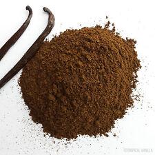 Organic Vanilla Beans Powder Ground 30g  MADAGASCAR + Free Shipping