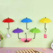Umbrella Wall Hooks Decoration Hanger Key Rack Holder Bathroom Kitchen 0016