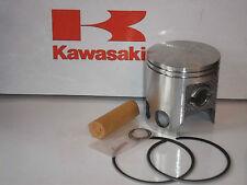 KAWASAKI KE175 D PISTON KIT +0.5mm NEW JAPAN