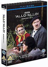 Allo Allo Complete Series 6 & 7 BBC Official Boxset DVD Classic British Comedy