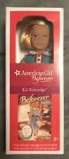 Kit Kittredge American Girl Beforever - Mini Doll And Abridged Mini Book