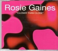 (AY668) Rosie Gaines, Closer Than Close - 1997 CD