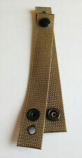 TAN Tactical US MADE Army Helmet Universal Goggle Retention Straps
