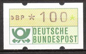 BRD 1981 Automaten-Freimarke 100er Postfrisch (A15)
