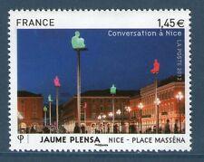 TIMBRE 4683 NEUF XX LUXE - PLACE MASSENA A NICE - JAUME PLENSA