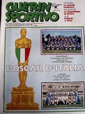 Guerin Sportivo 13 1982  con inserto Gli ALBI DEL MUNDIAL URSS e POLONIA