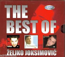 ZELJKO JOKSIMOVIC CD The Best Of Hit Balada Amajlija Srbija Serbien Habanera
