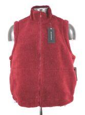 NEW River Trader Techno Silk Water Repellent Women's Reversible Vest Size L