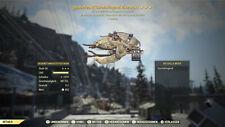 Fallout 76 Blutbefleckt Bärenstark Bloodied Bear Arm Weapons  PS4 RAR
