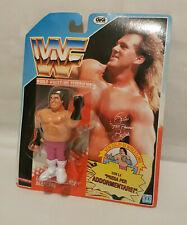 "WWF - Brutus ""The Barber"" Beefcake - GiG - Hasbro - 1990 - Fresh Case - MOC"