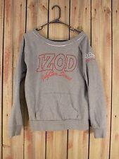 Izod IndyCar Series Sweatshirt Jones & Mitchell Forever Fabulous Gray Women's L