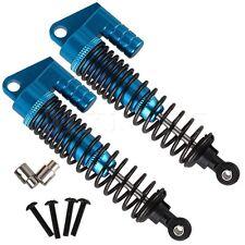 2 pz Blu Alluminio S106004 Ammortizzatore Per RC1:10 Fuori Strada Auto