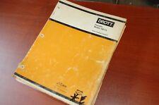 CASE POCLAIN MODEL 160CL Excavator Trackhoe Crawler Parts Book Manual catalog