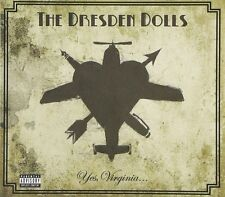 THE DRESDEN DOLLS : YES VIRGINIA   (CD) Sealed