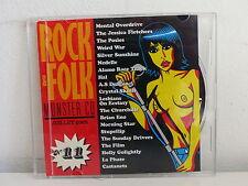 CD ALBUM Rock n folk Monster CD 11 Juillet 2005 POSIES / AS DRAGON / BRIAN ENO