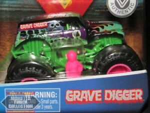 Pink Wheels GRAVE DIGGER Monster Truck Monster Jam 2019 1:64 Lady Unicorn