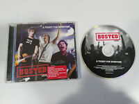 BUSTED LIVE A TICKET FOR EVERYONE CD 2004 ISLAND RECORDS