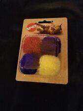 Spot Wool Pom Poms Catnip Cat Toy