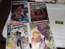 America (Marvel Comics) lot of 4 books #1 #2 #3 and #4