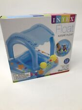 Intex My Baby Float Inflatable Swimming Pool Kiddie Tube Raft 56581Ep Fast Ship!