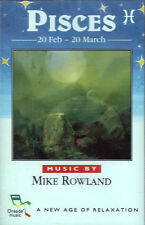 MUSICASSETTA -    MIKE ROWLAND - PISCES   sigillata                       (18)