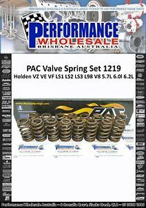 PAC Valve Spring Set 1219 for Holden VZ VE VF LS1 LS2 LS3 L98 V8 5.7L 6.0l 6.2L