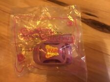 McDonalds Happy Meal Toy Shopkins Cutie Cars #2 SPEEDY SPARKLES