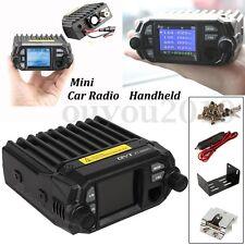 QYT KT-8900D Dual Band Quad Standby 25W VHF UHF Car Ham Mobile Radio Transceiver