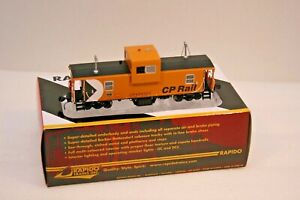 RAPIDO HO CP Rail ANGUS WIDE VISION CABOOSE RD #434562