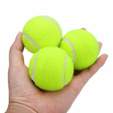 1pc Durable Tennis Ball Training Professional Rubber Tennis High-elastic Ball
