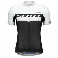 Scott RC Pro Short Sleeve Jersey Small Black/White