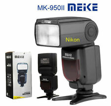 MEIKE MK-950II Flash TTL Speedlite For NIKON D7100 D7200 D90 D5500 D3400 Camera