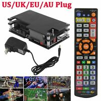 OSSC HDMI Open Source Scan Converter 1.6 KIt For PS2 Sega Megadrive With Remote