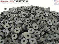 Thick Rubber Washers - Neoprene Rubber Washers - 3/4 OD X 1/4 ID X 1/4 Thickness