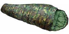 Highlander Cadet 350 Sleeping Bag – Army DPM Camo 3 Season Adult Mummy Style