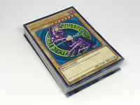 Yugioh! *LEGENDARY* Yugi's Dark Magician Slifer Exodia Deck! + Bonus