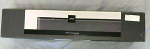 Bose TV Speaker Model 431974Small Compact Soundbar Black 36W #U2584