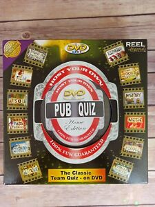 Host Your Own Pub Quiz DVD Game Home Edition Cheatwell Games 2006