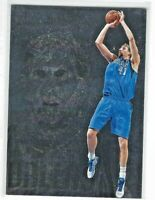 2012-13 Panini Intrigue Intriguing Players Basketball Card #73 Dirk Nowitzki