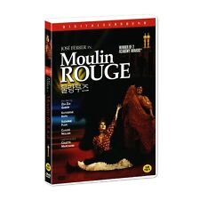 Moulin Rouge (1952) Dvd - Jose Ferrer (New & Sealed)
