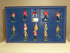 BRITAINS 5193 BRITISH ROYAL FUSILIERS REGIMENT LIMITED EDITION TOY SOLDIER SET