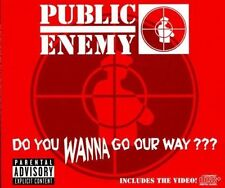 Public Enemy Do you wanna go our way? (1999) [Maxi-CD]